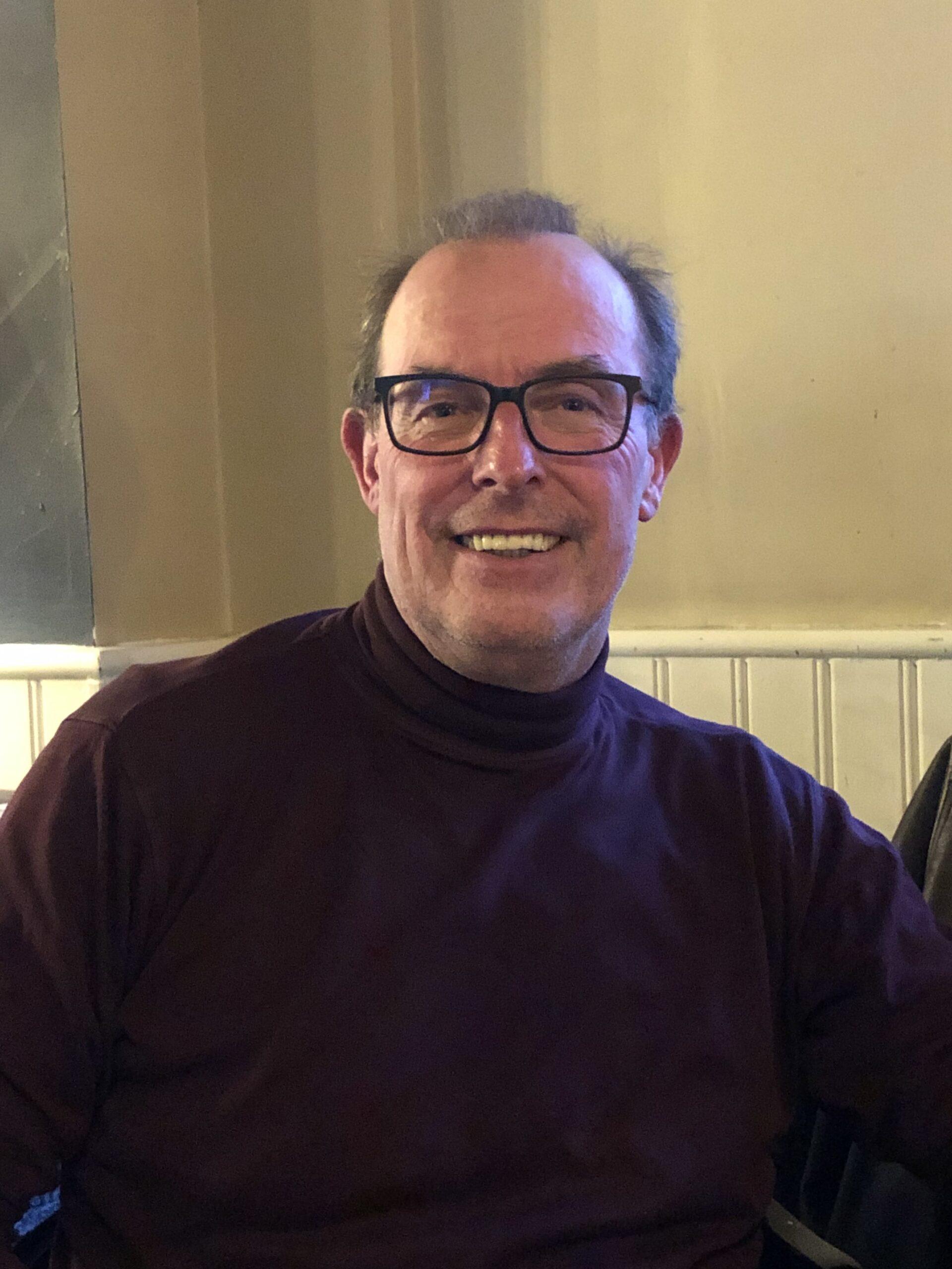Mark Rapley