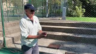 Nets in Montenegro Tour 2019 – Clive gives advice