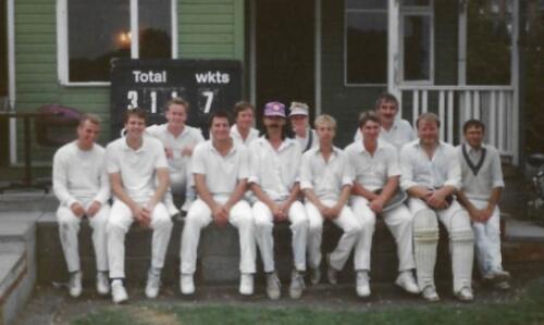 1992 Nottingham Tour