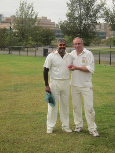 Derek Karrichallan meets Mupes